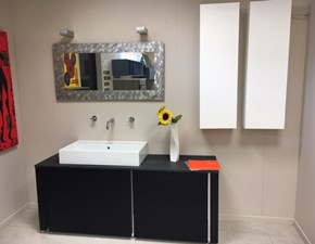 arredobagno in rovere moderno in outlet