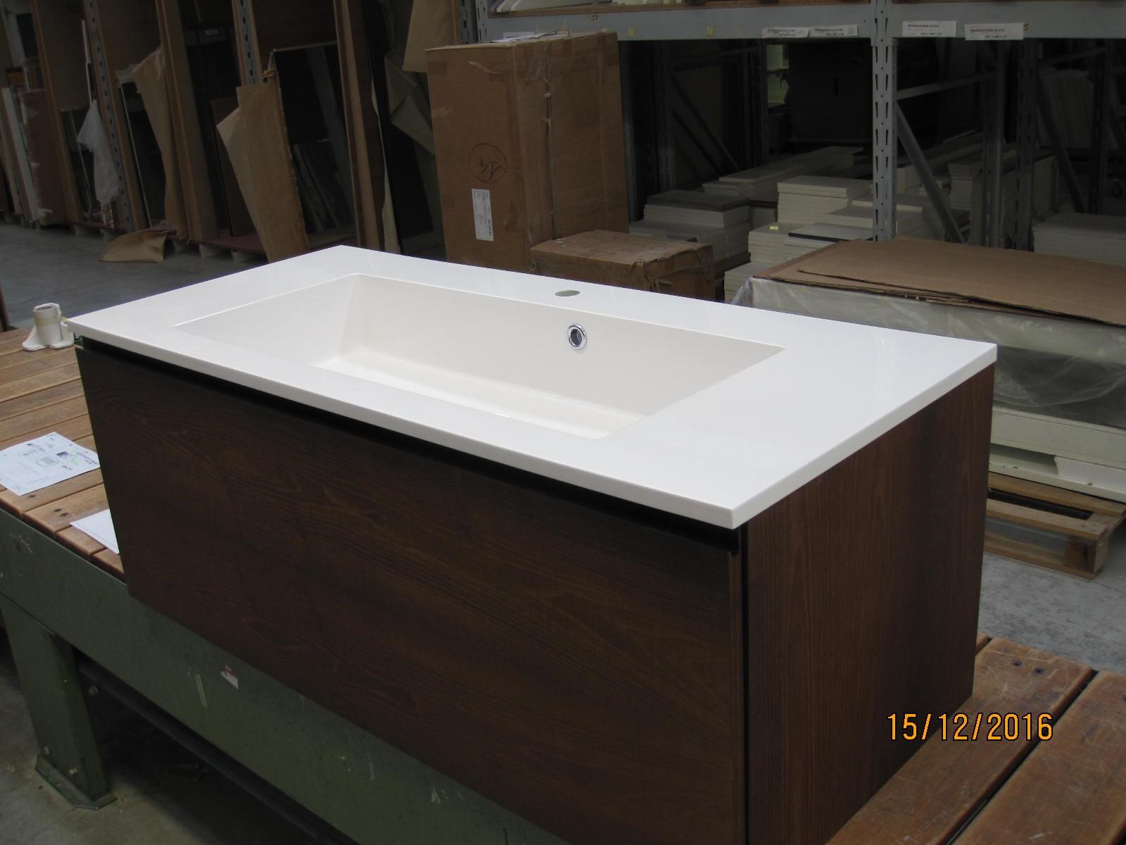 arlex cinquanta2 moderno legno sospeso - arredo bagno a prezzi ... - Arlex Arredo Bagno