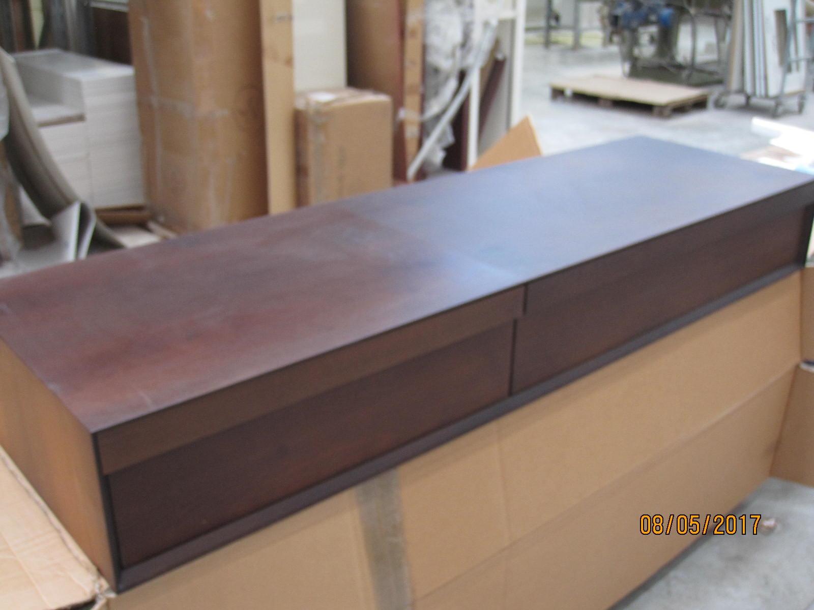 Arlex class design legno sospeso arredo bagno a prezzi for Arredo legno design