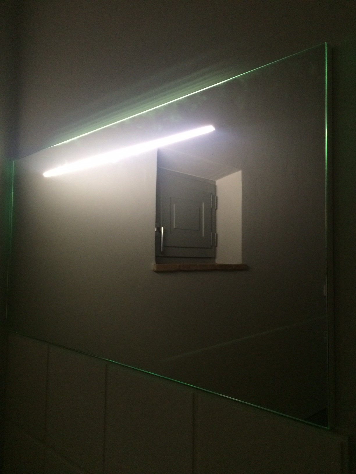 Arlex specchio luci led vetro arredo bagno a prezzi scontati for Luci arredo