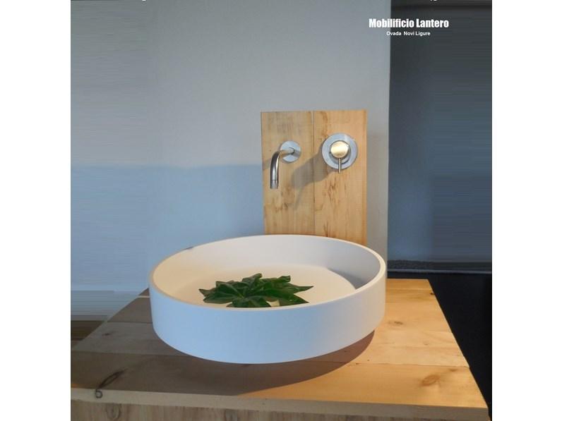 Boffi lavabo lotus design naoto fukasawa miscelatore for Arredo bagno design outlet