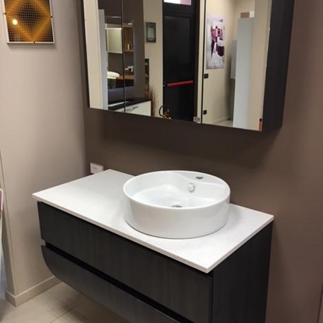 Mobile bagno cerasa moderno moderno laminato arredo bagno a prezzi scontati - Mobile bagno laminato ...