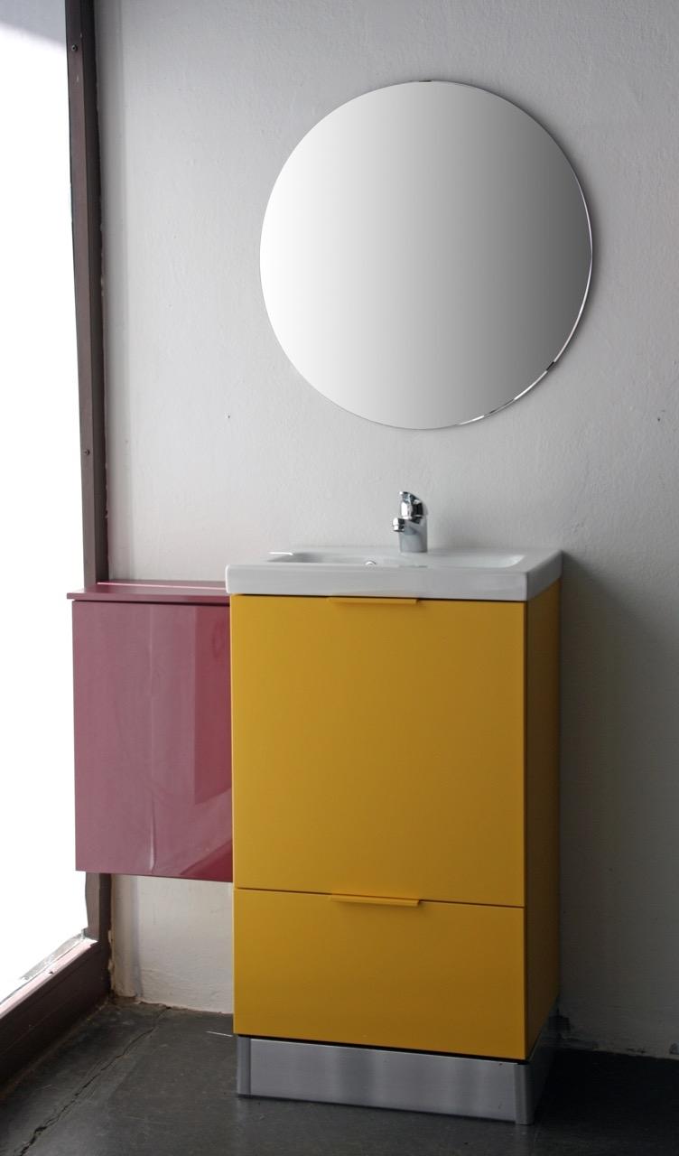 Compab bagno compatto laccato laccato opaco arredo bagno - Arredo bagno compab ...