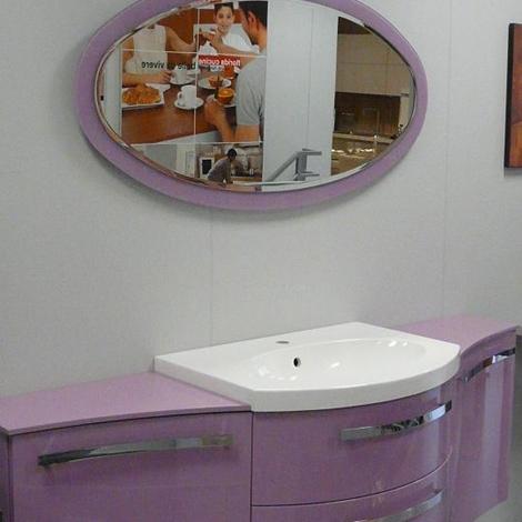 compab mobile bagno modello condor moderno laccato lucido