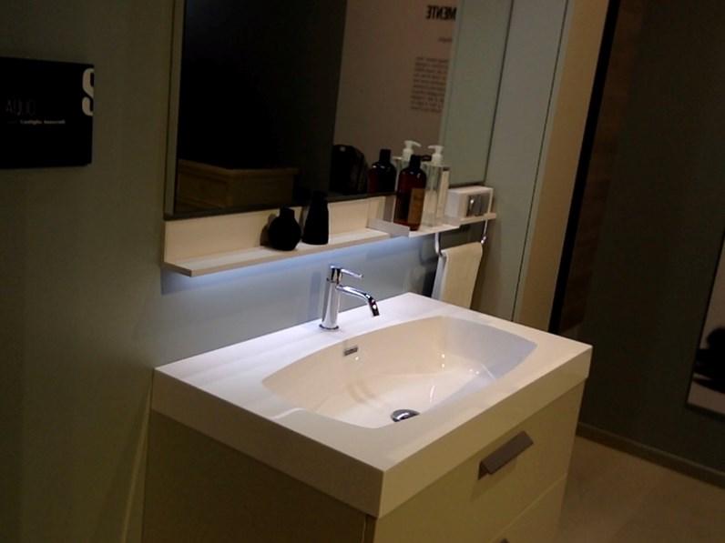 Scavolini bathrooms aquo classico laccato opaco for Arredo bagno outlet