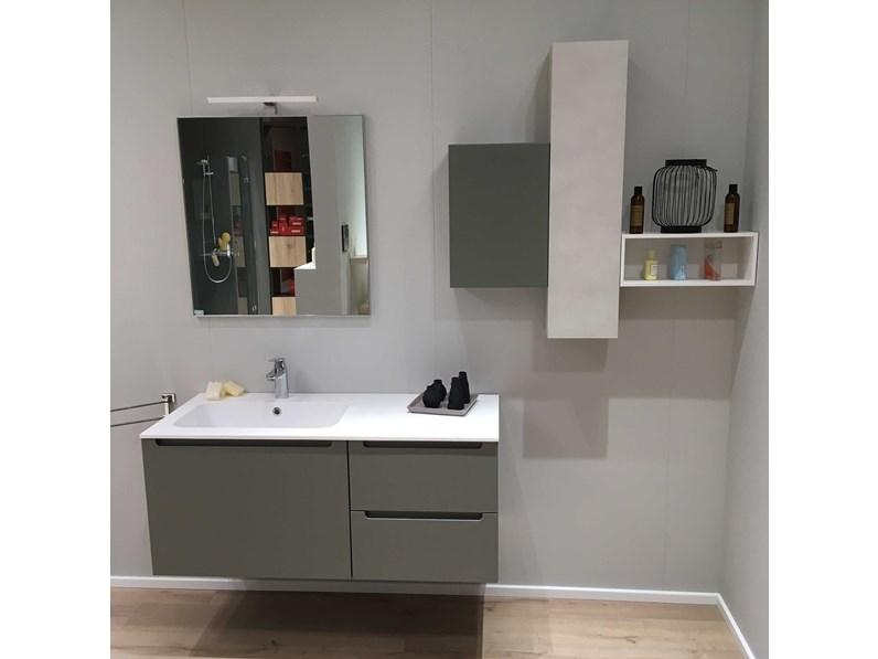 Scavolini bathrooms arredo bagno scavolini mod idro - Mobili bagno scavolini prezzi ...