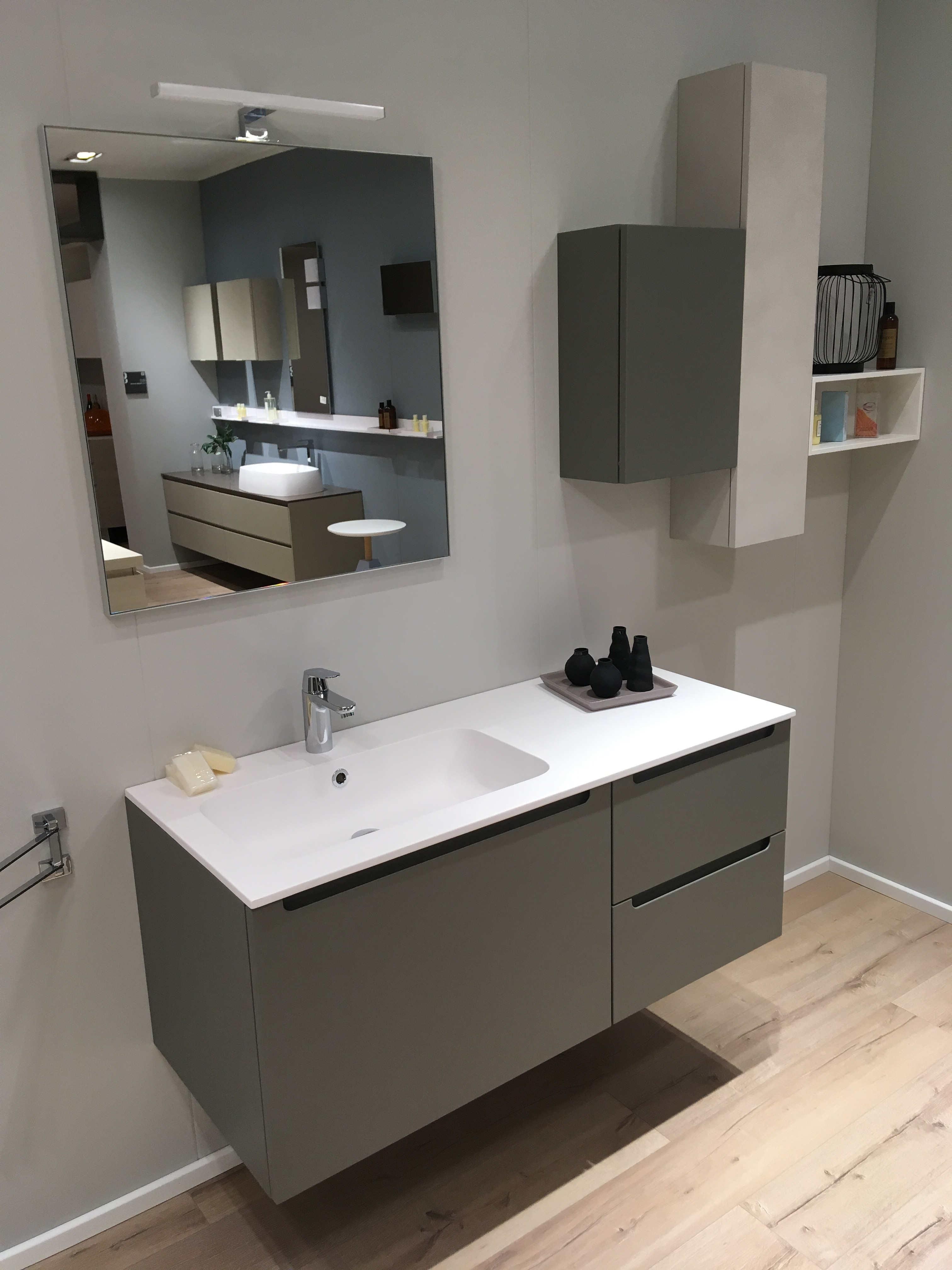 Scavolini bathrooms arredo bagno scavolini mod idro - Scavolini bagno prezzi ...