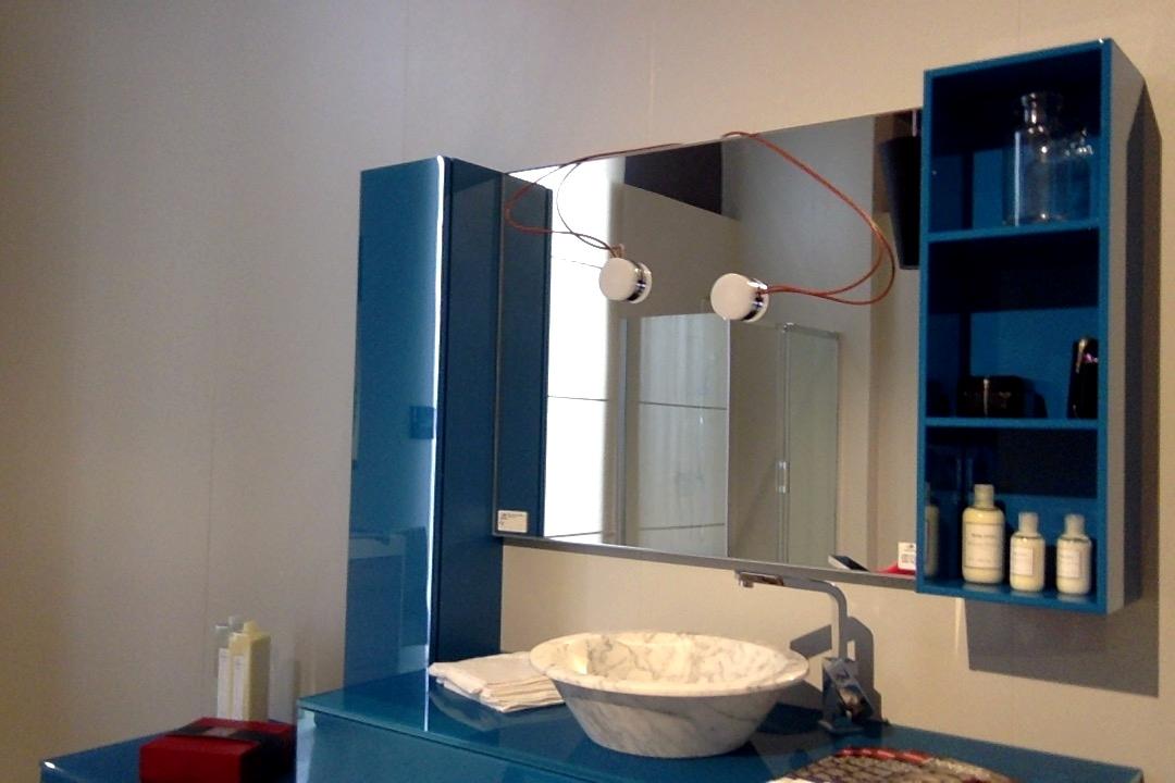 Arredo Bagno Moderno Scavolini : Scavolini bathrooms font moderno vetro sospeso arredo