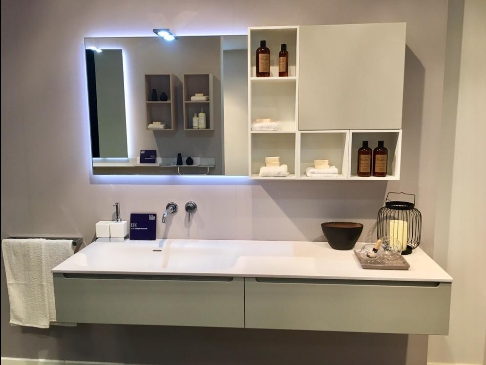 Scavolini bathrooms modello idro scontato del 40 arredo bagno a prezzi scontati - Scavolini bagno prezzi ...