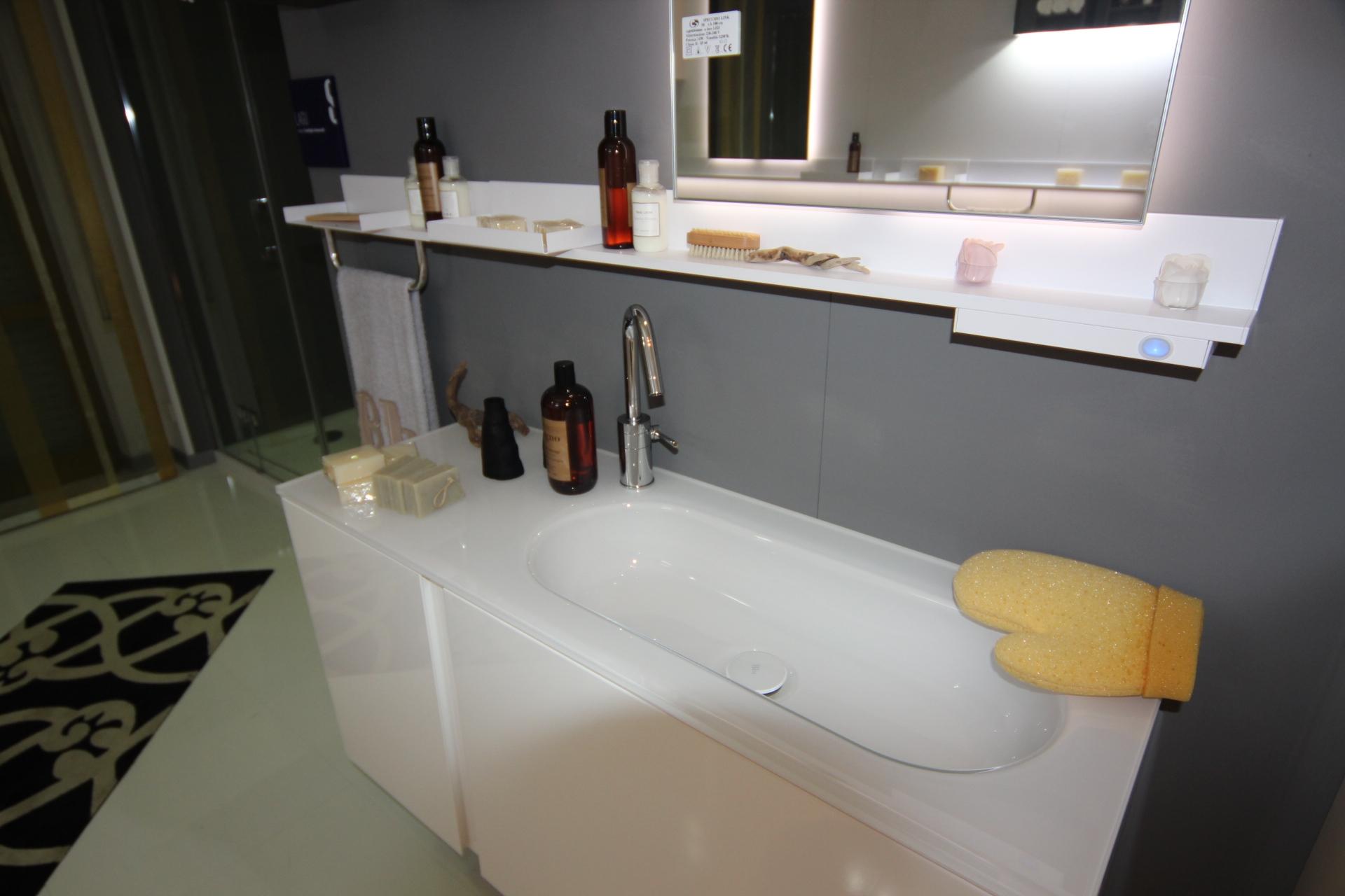 Scavolini bathrooms modello lagu laccato lucido arredo - Mobile bagno scavolini ...