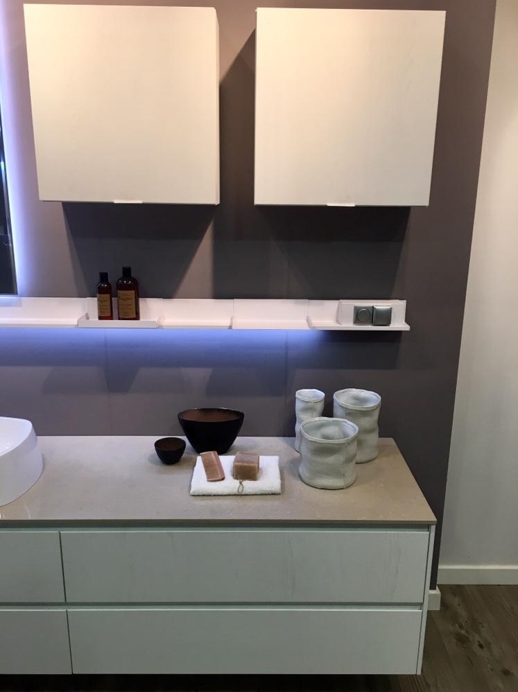 Scavolini bathrooms modello rivo scontato del 40 for Arredo bagno scavolini