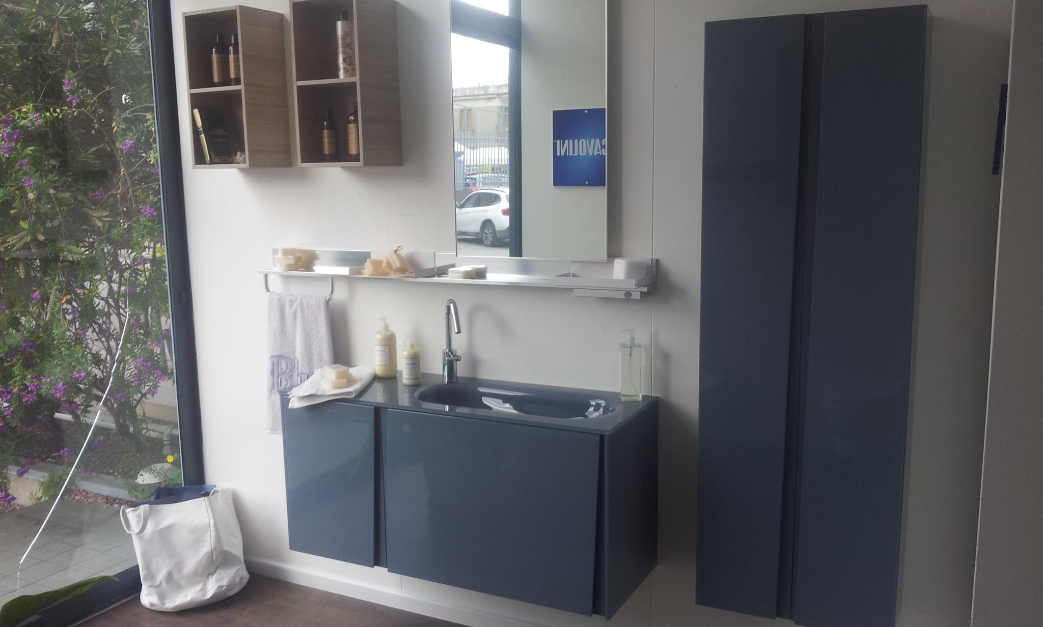 Scavolini bathrooms scavolini arredo bagno laccato lucido scontato del 41 arredo - Scavolini arredo bagno ...