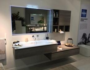 Scavolini bathroom Rivo in offerta Outlet