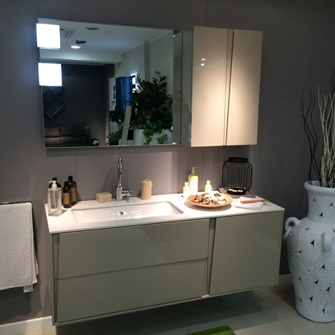 outlet  Scavolini Scvaolini bathroom lagu in offerta
