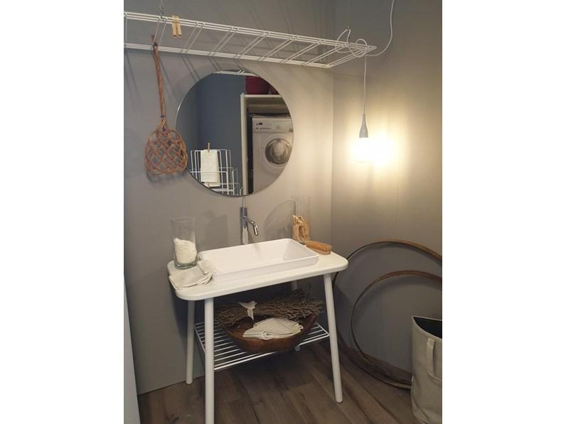 Acqua e sapone birex mobile da bagno a prezzi outlet for Arredo bagno completo prezzi
