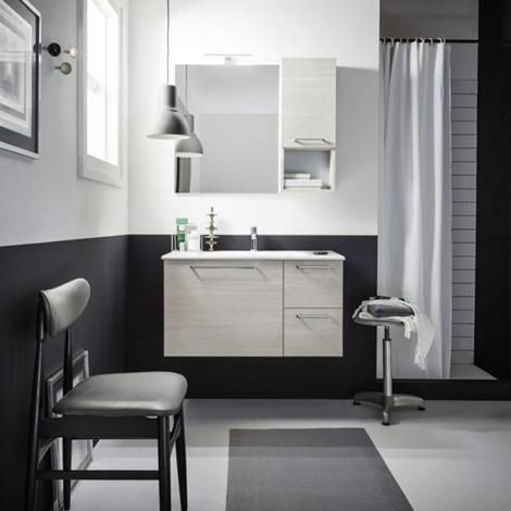 Arbi design laccato opaco sospeso 50 arredo for Arbi arredo bagno prezzi