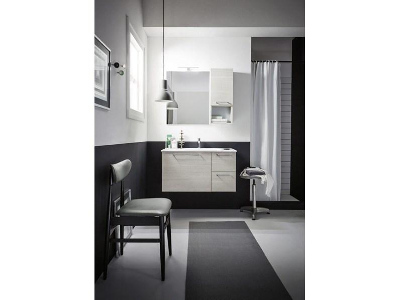 Arbi design laccato opaco sospeso 50 for Arredo bagno design outlet