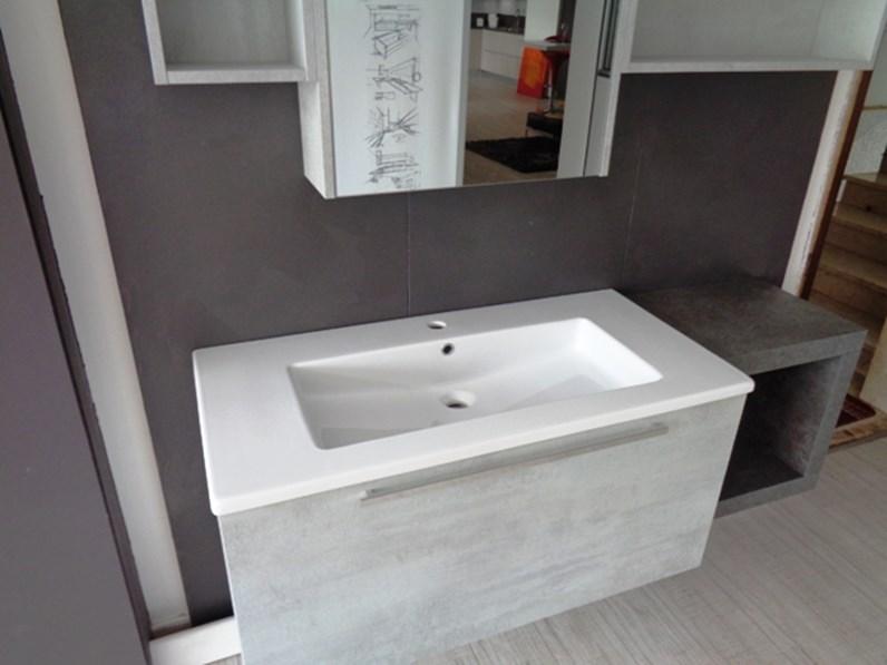 Arcom bagno laminato materico ely di arcom ak scontato del - Arcom mobili bagno ...