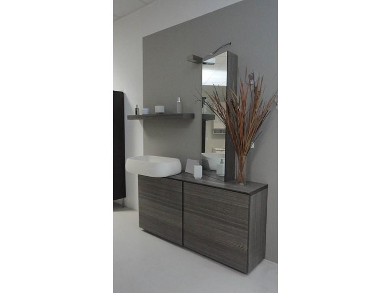 Arcom karma design legno for Arredo bagno design outlet