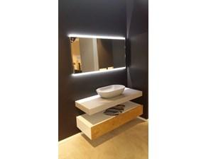 Arredamento bagno: mobile A.b.c Cemento in offerta