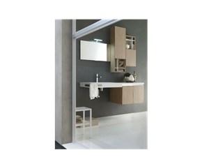 Arredamento bagno: mobile Arcom Composizione 23000 con forte sconto