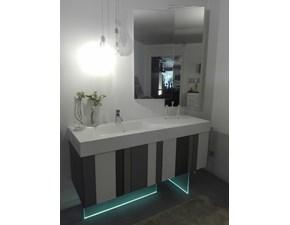 Arredamento bagno: mobile Arcom Zero4 in Offerta Outlet