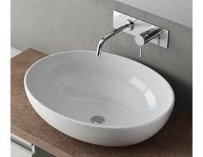 Arredamento bagno: mobile Arlex Lavabo mini shell  a prezzo scontato