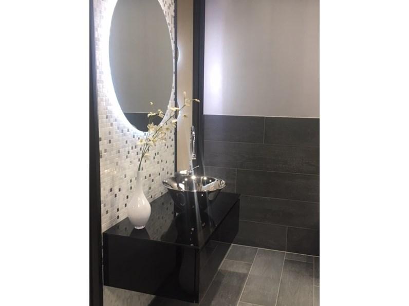 Arlex Arredo Bagno Prezzi.Arredamento Bagno Mobile Arlex Yumi Tranche Grey A Prezzo Outlet