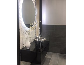 Arredamento bagno: mobile Arlex Yumi tranchè grey  a prezzo Outlet