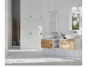 Arredamento bagno: mobile Arteba Rustech rt02 in Offerta Outlet