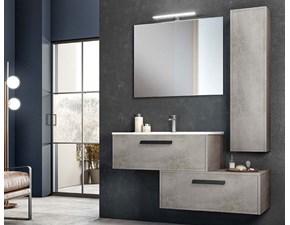 Arredamento bagno: mobile Artigianale 12 a prezzo Outlet