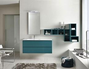 Arredamento bagno: mobile Artigianale Comp line05  in Offerta Outlet