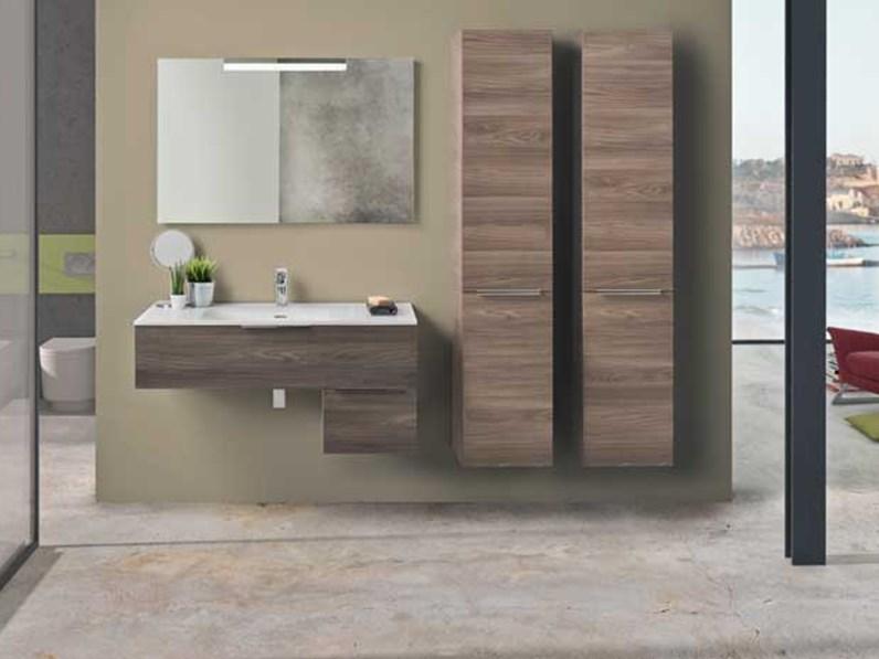 Arredamento bagno mobile artigianale evo6 a prezzi outlet for Arredamento artigianale