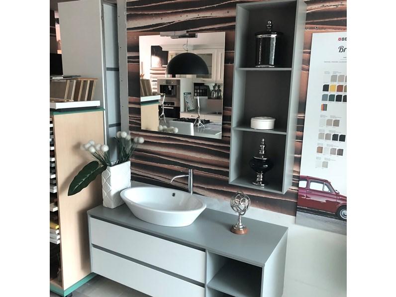 Arredamento bagno mobile artigianale expo in offerta for Arredamento artigianale