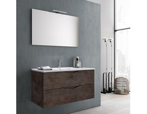Arredamento bagno: mobile Artigianale Giove in Offerta Outlet