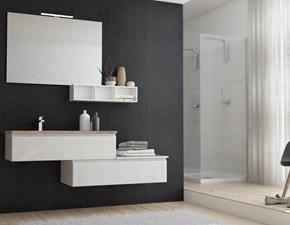 Arredamento bagno: mobile Artigianale New smart  a prezzo Outlet