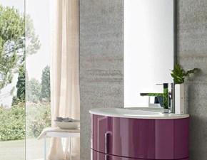 Arredamento bagno: mobile Artigianale Oval a prezzo Outlet