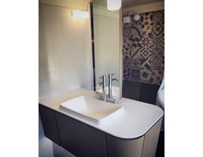 Arredamento bagno: mobile Artigianale Suede con forte sconto