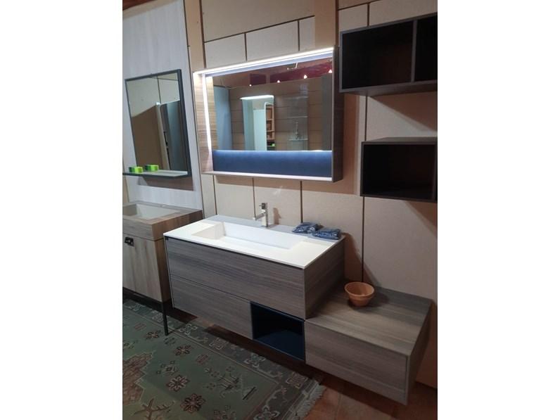 Arredamento bagno mobile azzurra bagni lime con forte sconto - Azzurra mobili da bagno ...