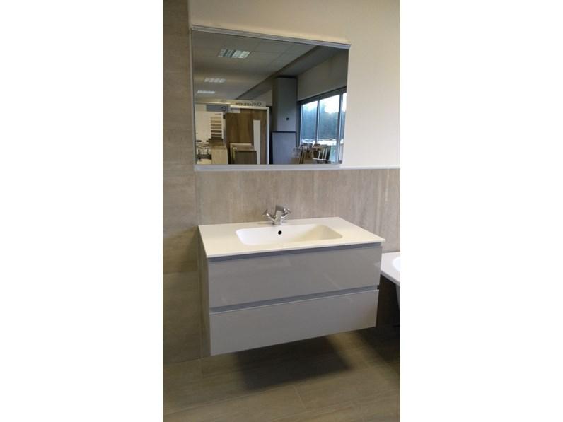 Arredamento bagno mobile azzurra bagni lofty a prezzo outlet for Bagni arredo prezzi