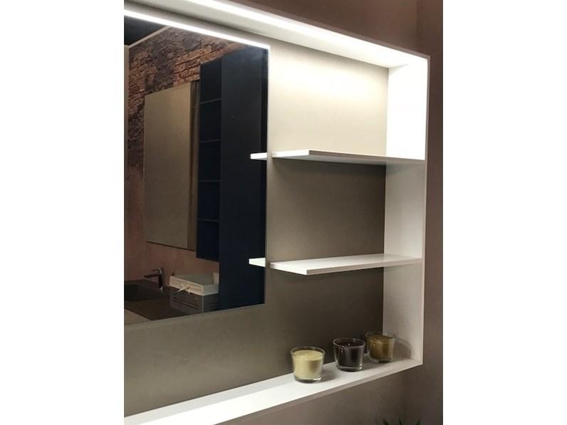 Arredamento bagno mobile azzurra bagni sign a prezzo outlet for Arredo bagno outlet
