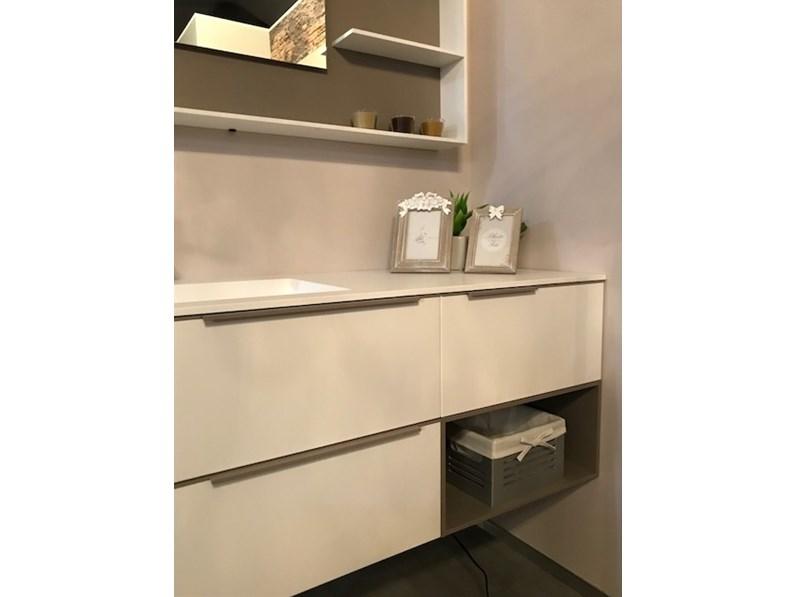 Arredamento bagno mobile azzurra bagni sign a prezzo outlet - Prezzo mobile bagno ...
