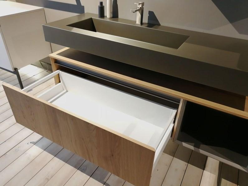 Arredamento bagno mobile birex 45 sospeso a prezzo scontato for Prezzo mobile bagno