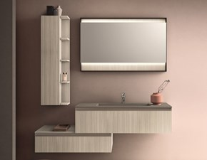 Arredamento bagno: mobile Cerasa Carta bianca in Offerta Outlet