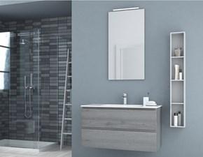 Arredamento bagno: mobile Collezione esclusiva New smart ns 33 con forte sconto