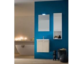 Arredamento bagno: mobile Compab B201 01b a prezzo Outlet