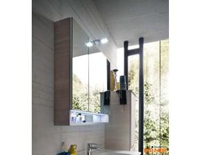 Arredamento bagno: mobile Compab Bagno con specchiera contenitore in offerta