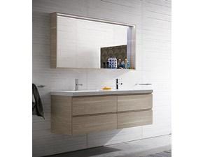 Arredamento bagno: mobile Compab Bgo in Offerta Outlet