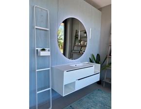 Arredamento bagno: mobile Compab Composizione bagno in Offerta Outlet