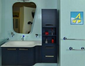 Arredamento bagno: mobile Compab Dodo a prezzo Outlet